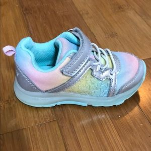 🌈 Carter's Light Up Sneakers 6
